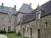 bretonischer Herrensitz: Château du Plessis-Josso