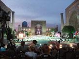 International Sharq Taronalari Music Festival, Samarkand, Uzbekistan