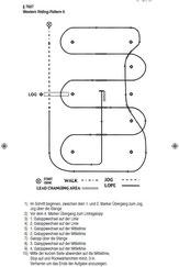 Pattern Westernriding, Regelbuch EWU 2013, Teil 2, Seite 43