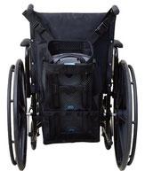 Sac Eclipse pour fauteuil roulant