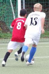 Philipp Penalver mit der Nr.13