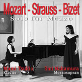 Solo für Mezzo - Emi Nakamura in der KRYPTA