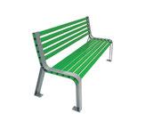 Banca Marino BCMR001 para parques, escuelas, centros comerciales, corporativos, andadores, plazas públicas