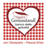 Vögeles GenussStandl Bozen Bolzano Obstplatz Piazza delle Erbe Gourmet Südtirol