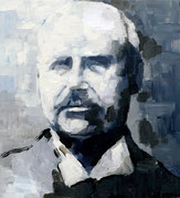 Portrait Alfred Lichtwark. ⓒ Carolin Beyer