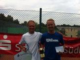 Sieger Jakunin und Finalist Hameister
