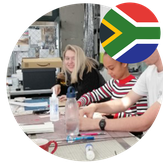 Ms. Carli Kuschke, Masters Student in Japan from South Africa