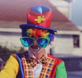 Clown mieten für Kindergeburtstage in NRW. Unser Clown bringt garantiert Stimmung in die Bude!