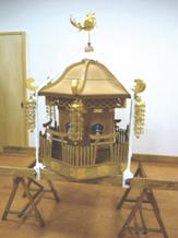 葬列道具「六方(ろっぽう)」