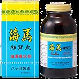 海馬補腎丸|第2類医薬品(八ツ目製薬株式会社)排尿(おしっこ・小便)のお悩みを改善する漢方薬
