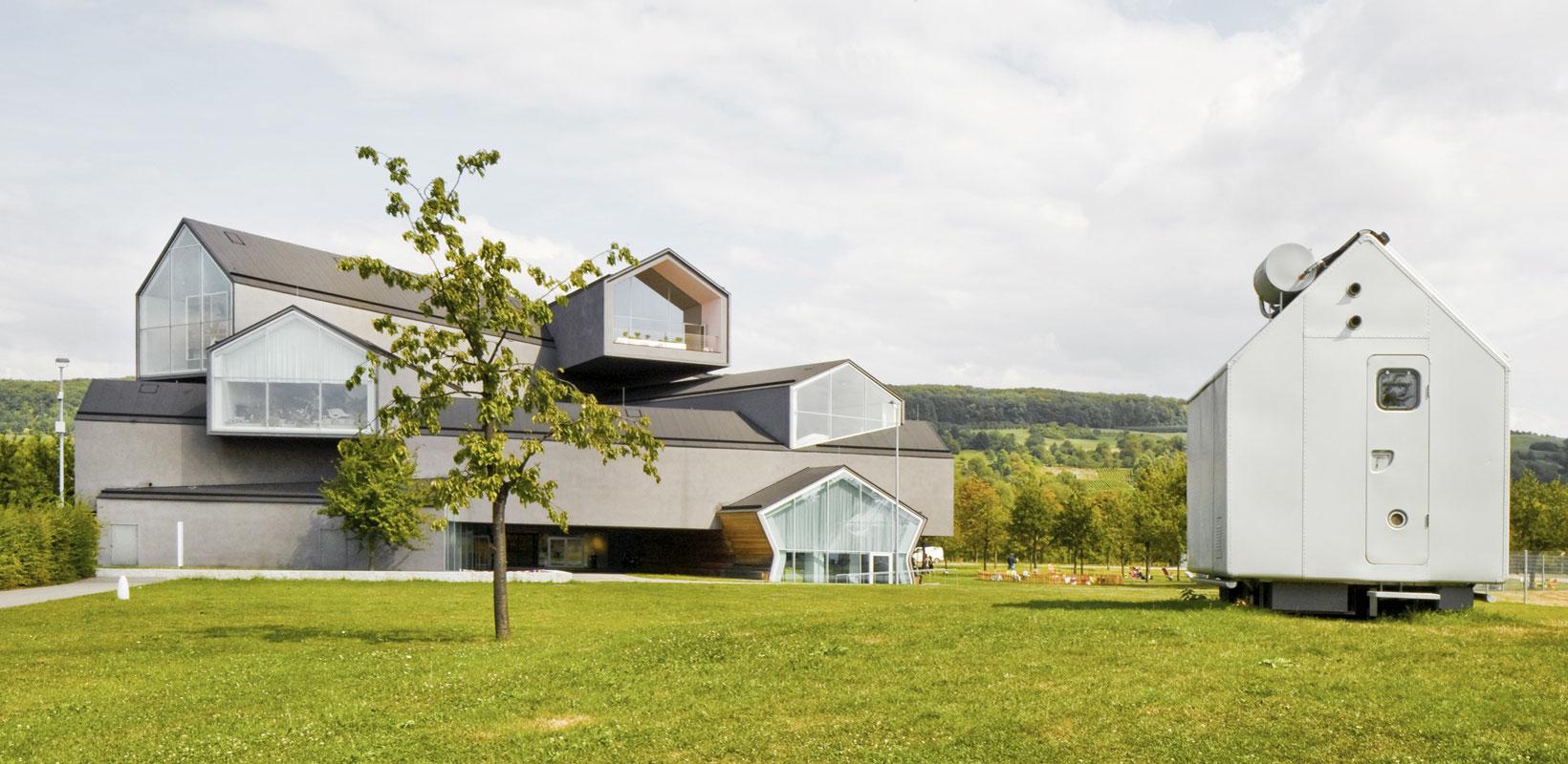 Vitra Haus, Herzog & de Meuron, 2010,   Diogene, Renzo Piano, 2013