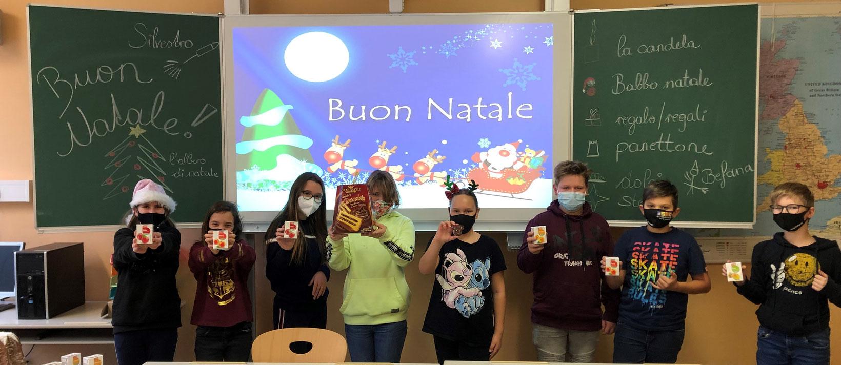 Italienisch dialog kennenlernen