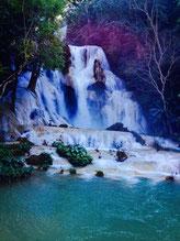 Kuang Si Waterfall
