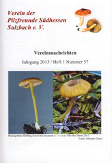 Jahrgang 2013 / Heft 1 Nummer 57