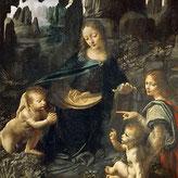 《岩窟の聖母》