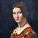 《ミラノ貴婦人の肖像》