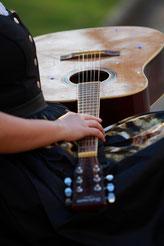 Musikerin und Songwriterin für Bayerische Mundart