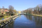 Schleusenfahrt Berlin Motorbootfführerschein