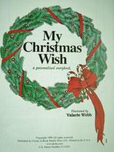 『クリスマスの願いごと』中表紙