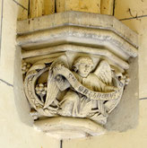 St Matthieu dans la chapelle de Proyart