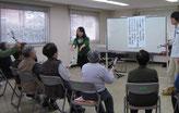 介護予防教室 講師デビュー