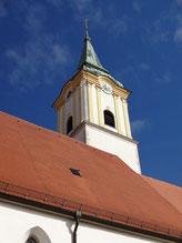 Abensberg, St. Barbara