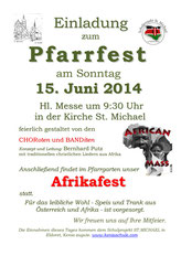 Keniaschule Afrikafest