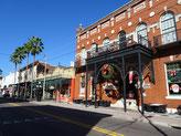 Ybor City, Tampa, Florida
