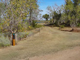 White Tail CG, Cedar Bluff State Park, Kansas