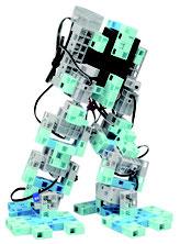 二足歩行ロボット応用