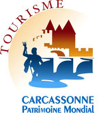 logo carcassonne tourist information