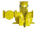 Sopladores anti chispa para biogas