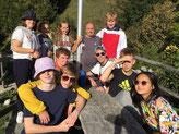 Herbstlager Jaun