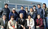 福島原発事故避難者への治療ボランティアメンバー