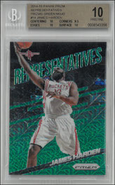 JAMES HARDEN / Representatives - No. 14  (#d 17/25)