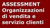 Assessment organizzazioni di vendita e servizio clienti