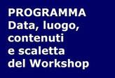 Workshop Vendite FORTIA: il programma, i contenuti, la scaletta.