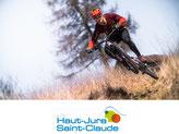 Location VTT | VTT assistance électrique | Remorque enfants | Jura | hautes combes | La pesse | Balade en vélos | Randonnée VTT