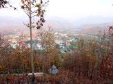 saison sèche, Mae Hong Son