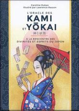 L'Oracle des Kami et Yōkai,, Pierres de Lumière, tarots, lithothérpie, bien-être, ésotérisme