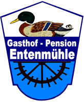Hier mein Banner für euch, www.gasthof-pension-entenmuehle.de Urlaub im Naturpark Fichtelgebirge übernachten Sie im Gasthof und Pension Entenmühle im romantischen Ölschnitztal in Oberfranken/Franken/B
