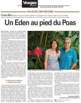 Un Eden au pied du Poas - 08/07/2015