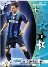 N° 174 - Zlatan IBRAHIMOVIC (2006-07, Inter Milan, ITA > 2012-??, PSG)