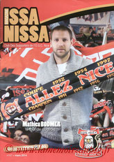 Programme  Nice-PSG  2013-14 (revue)