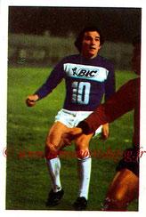 N° 167 - Daniel HORLAVILLE (1971-72, PSG > 1972-73, Paris FC)