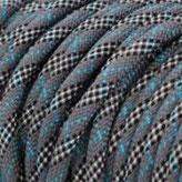 tartan blau grau