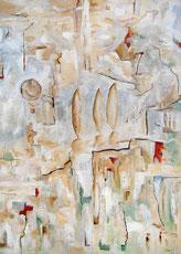 Weltreise, Acryl auf Leinwand, 100 x 140