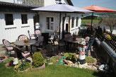 Außenbereich, Terrasse und Garten