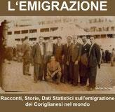 L'Emigrazione dei Coriglianesi