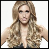 Model Haarverlängerung Bianca